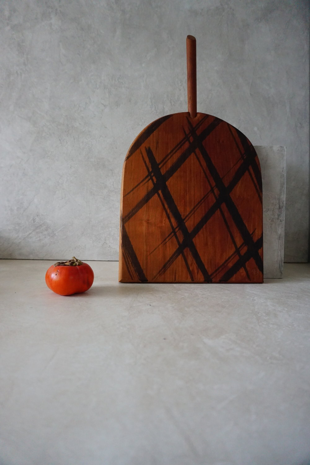 plaid board sizes vary available in walnut or cherry SRP $48 - 128 USD