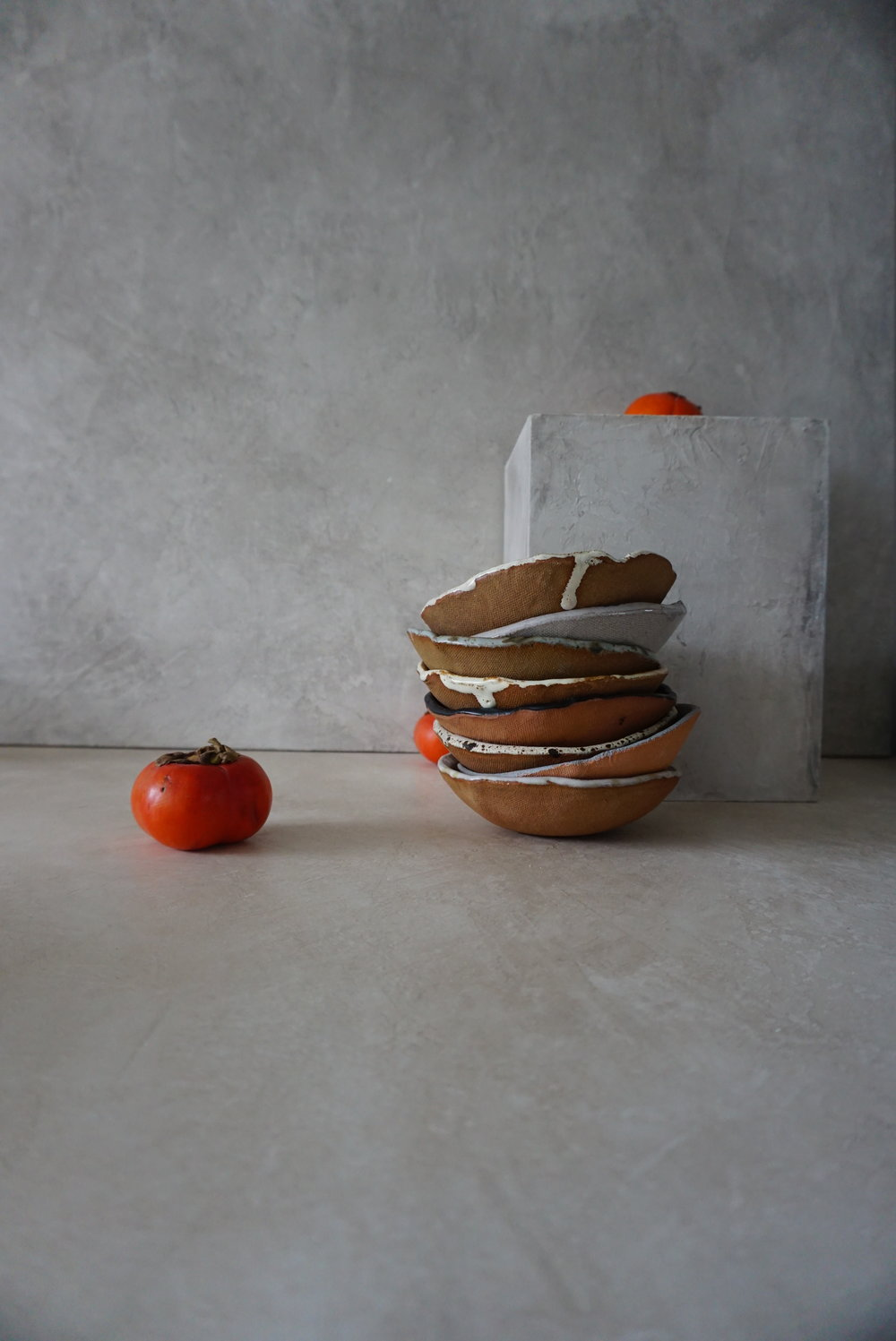 "Granola bowl 5-6"" dia multiple glaze options available SRP $18 USD"