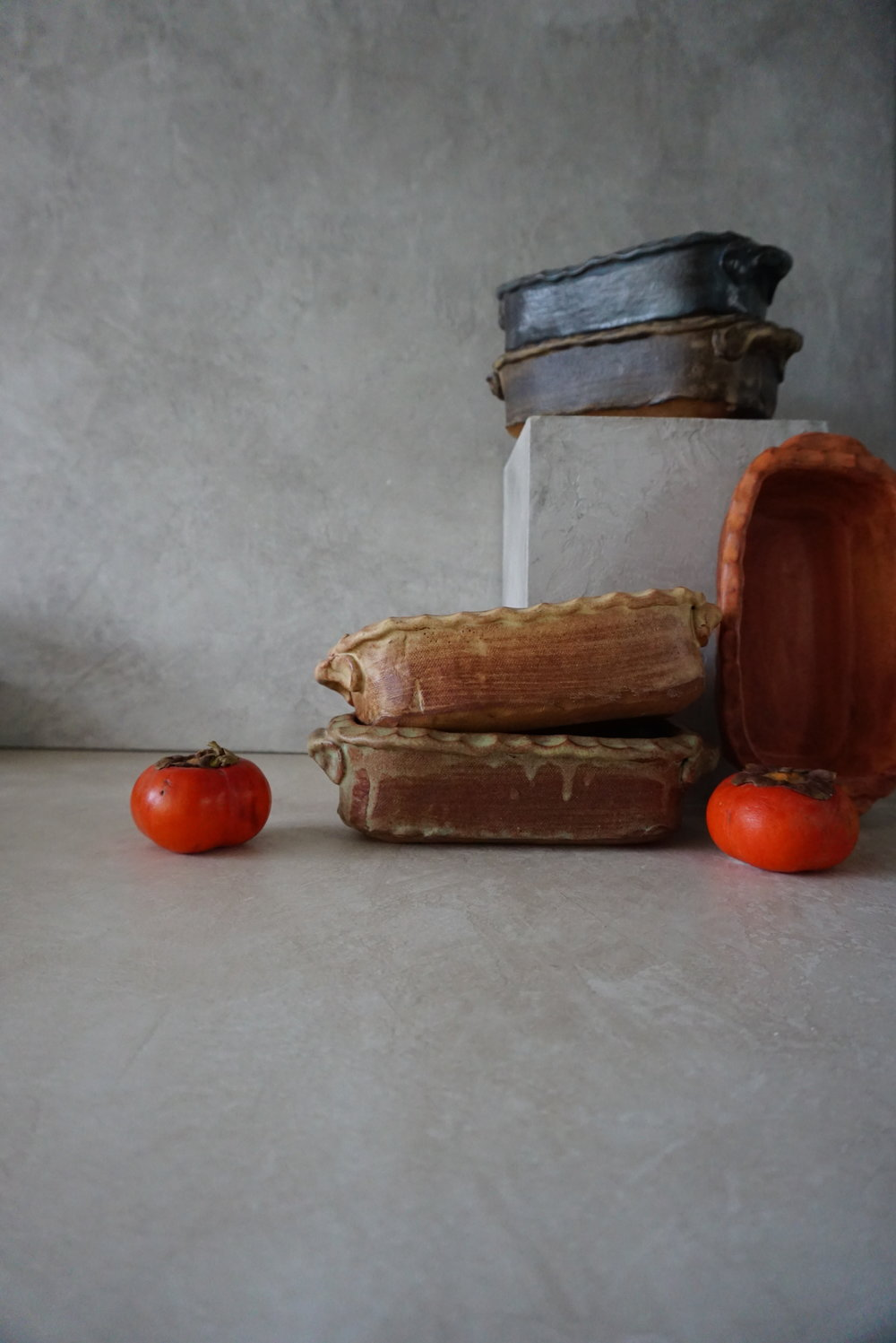 """loaf pan  9x5""""  multiple glaze options available  SRP $68 USD"""