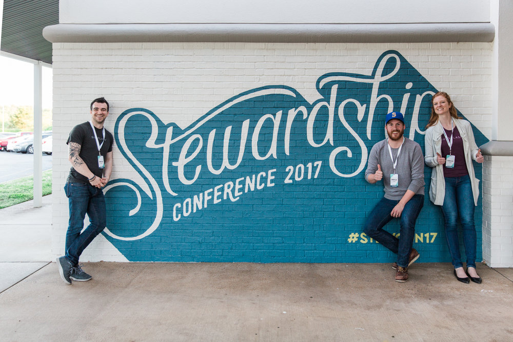 We're in Nashville this week! Subsplash is proud to be the official app and giving sponsor of Dave Ramsey's Stewardship Conference. With that in mind, we thought we'd share some tips for encouraging generosity in your church.
