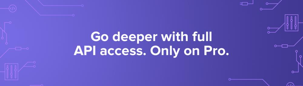 Subsplash Pro API access