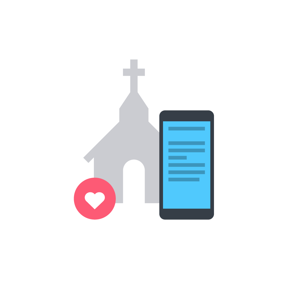 Serving the Church with our app and giving tools has always been our top priority. We're here to serve you.