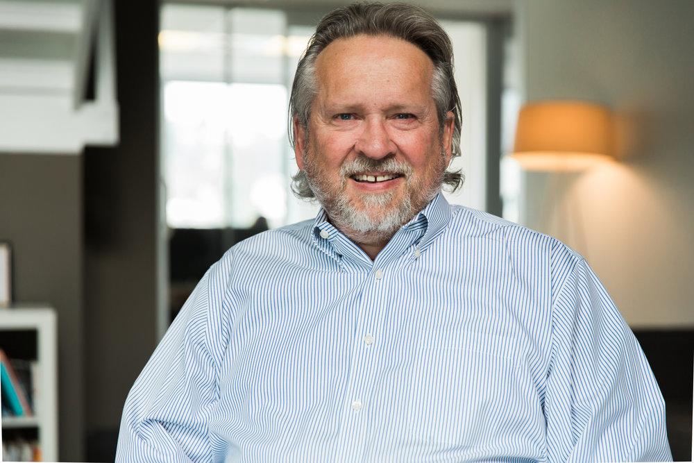 Glenn Reph,VP of Finance -