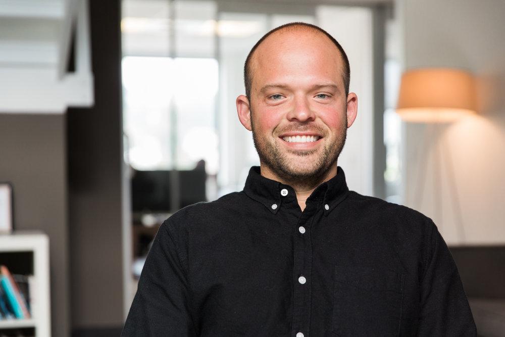 Matt Turner, User Experience Design Lead -