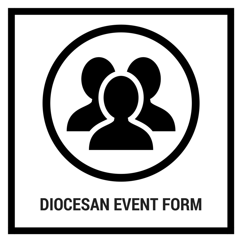 Diocesan event form