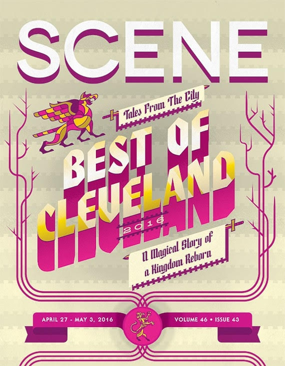 Among many accolades, Bad Girl Ventures was named Cleveland Scene Magazine's 2016 Best Charity.