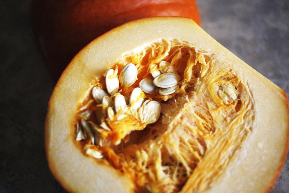 How to make pumpkin puree | Freckle & Fair