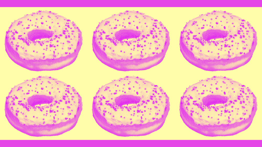 Donut wallpaper downloads | Freckle & Fair