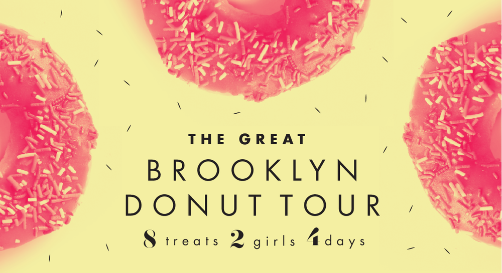 The great Brooklyn donut tour | Freckle & Fair