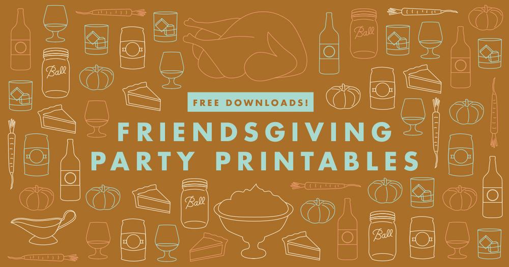 Friendsgiving Invitation was nice invitations design