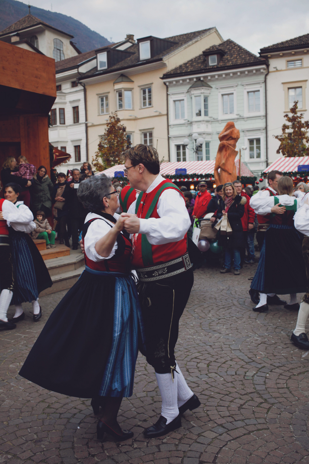 Christmas Market in Bolzano | Freckle & Fair