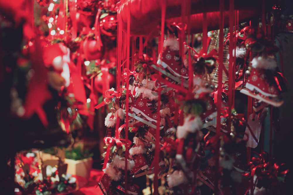 Christmas Market in Verona | Freckle & Fair