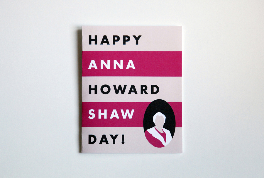 Anna Howard Shaw Day