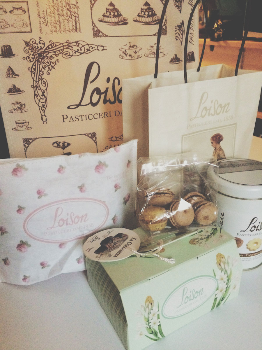 Loison panettone bakery in Vicenza | Freckle & Fair