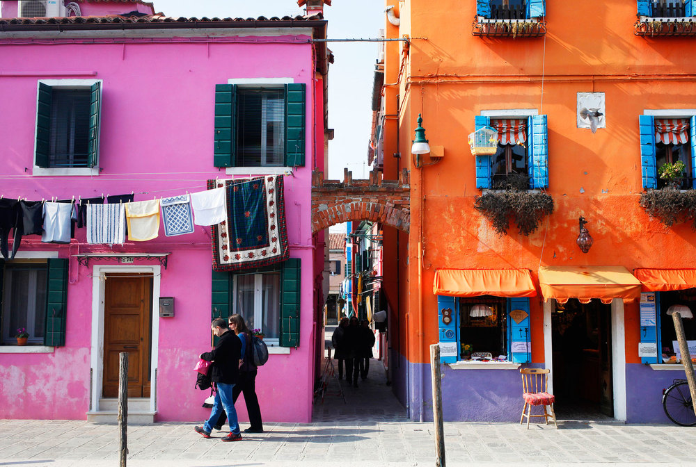 Burano, Italy | Freckle & Fair