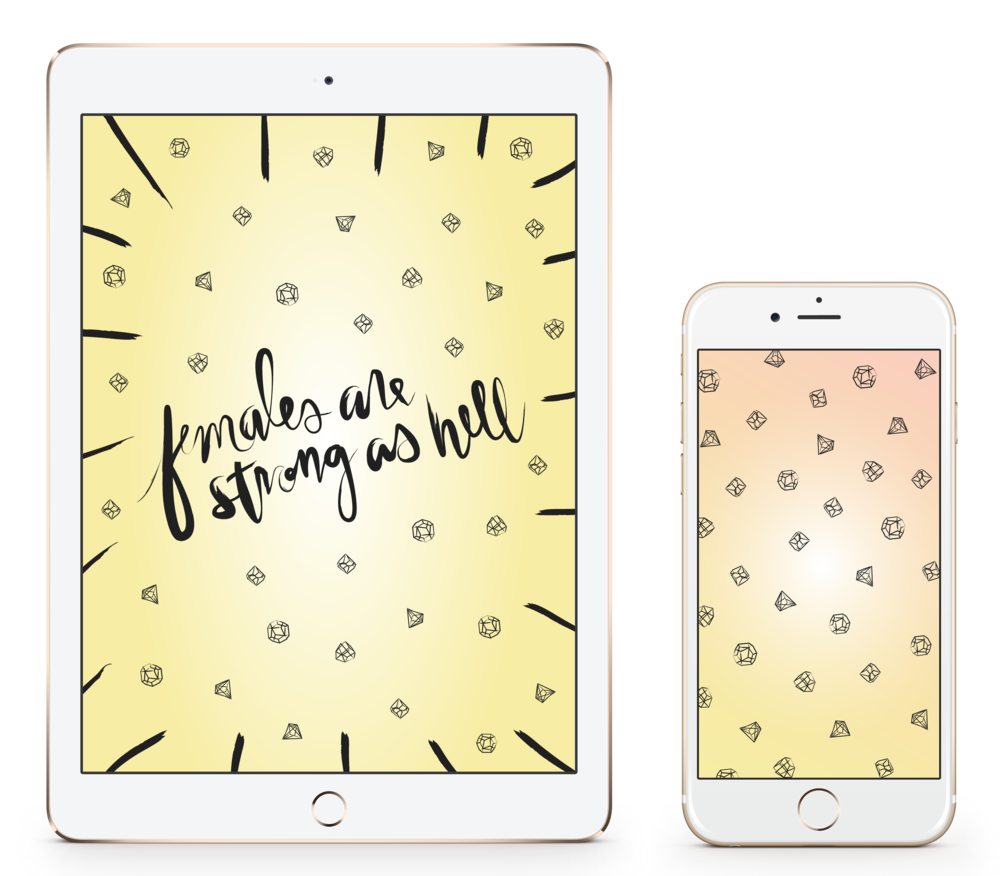 Unbreakable Kimmy Schmidt wallpaper downloads | Freckle & Fair
