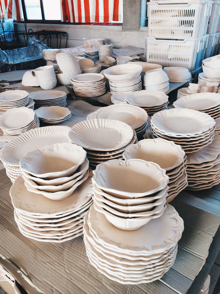 VBC Ceramics at Nove | Freckle & Fair