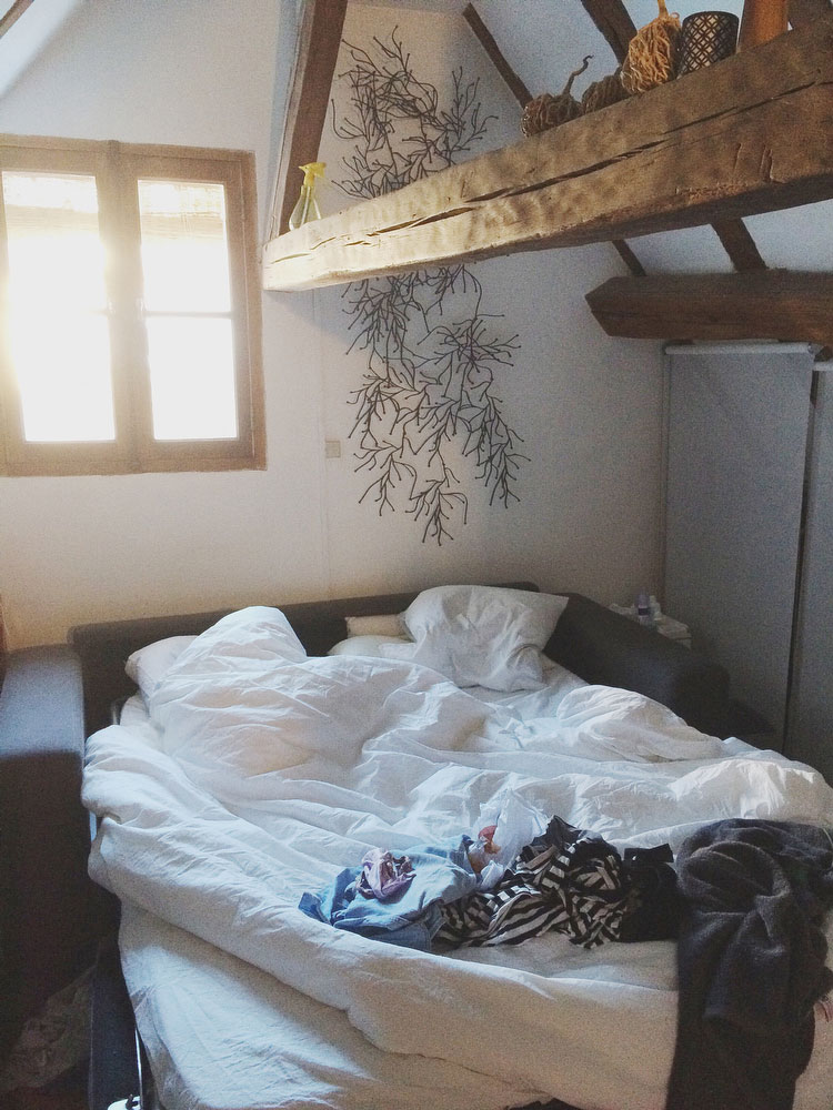 Airbnb in Les Marais | Freckle & Fair