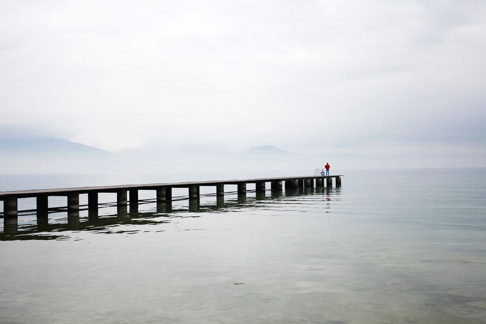 Lake Garda in Italy | Freckle & Fair