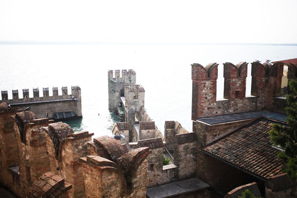 Sirmione, Lake Garda | Freckle & Fair