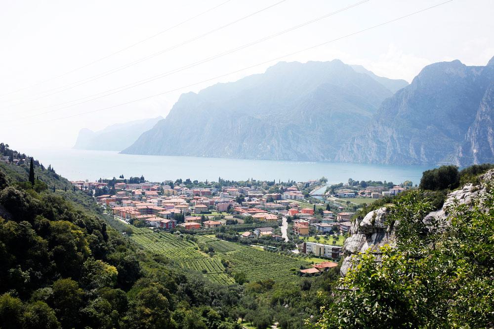 Riva del Garda, Lago di Garda | Freckle & Fair
