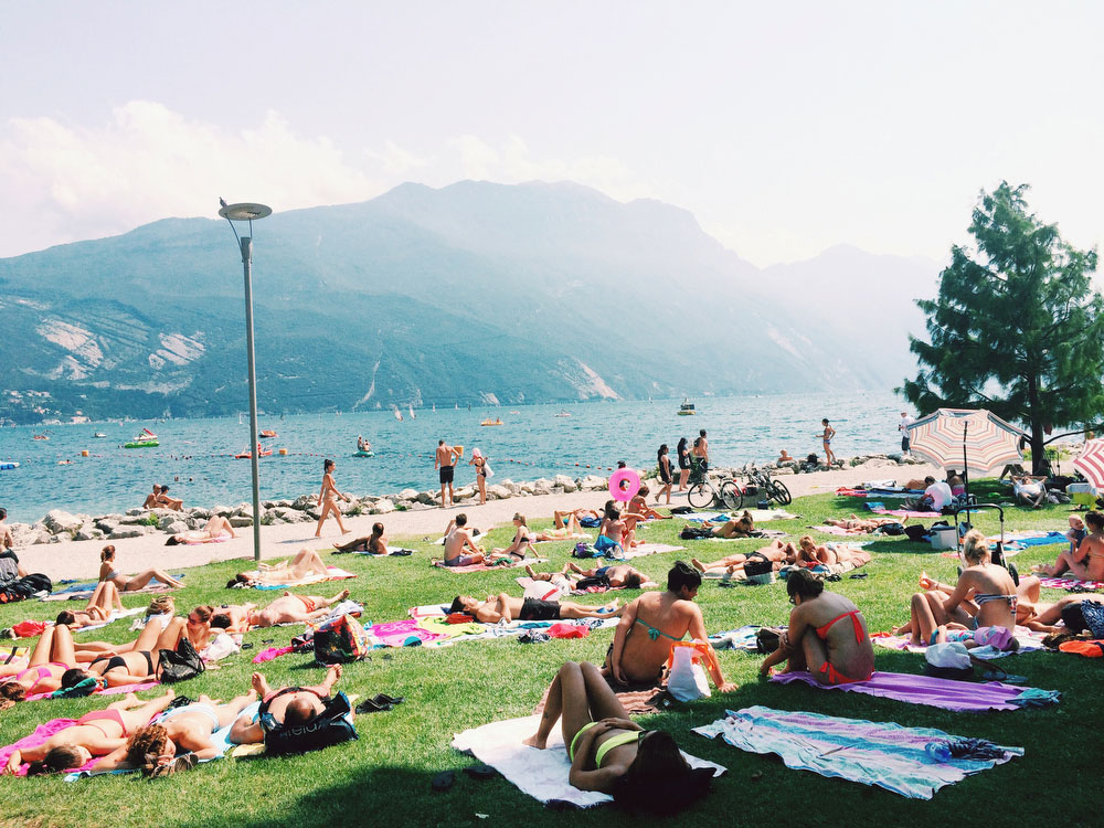 Riva del Garda, Italy | Freckle & Fair