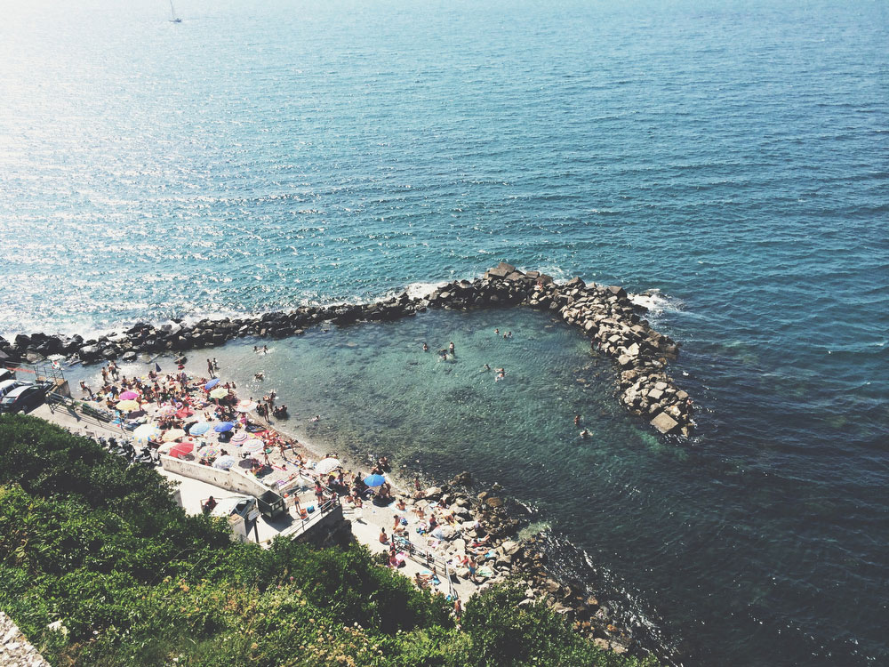 Sorrento, Italy on the Amalfi Coast | Freckle & Fair