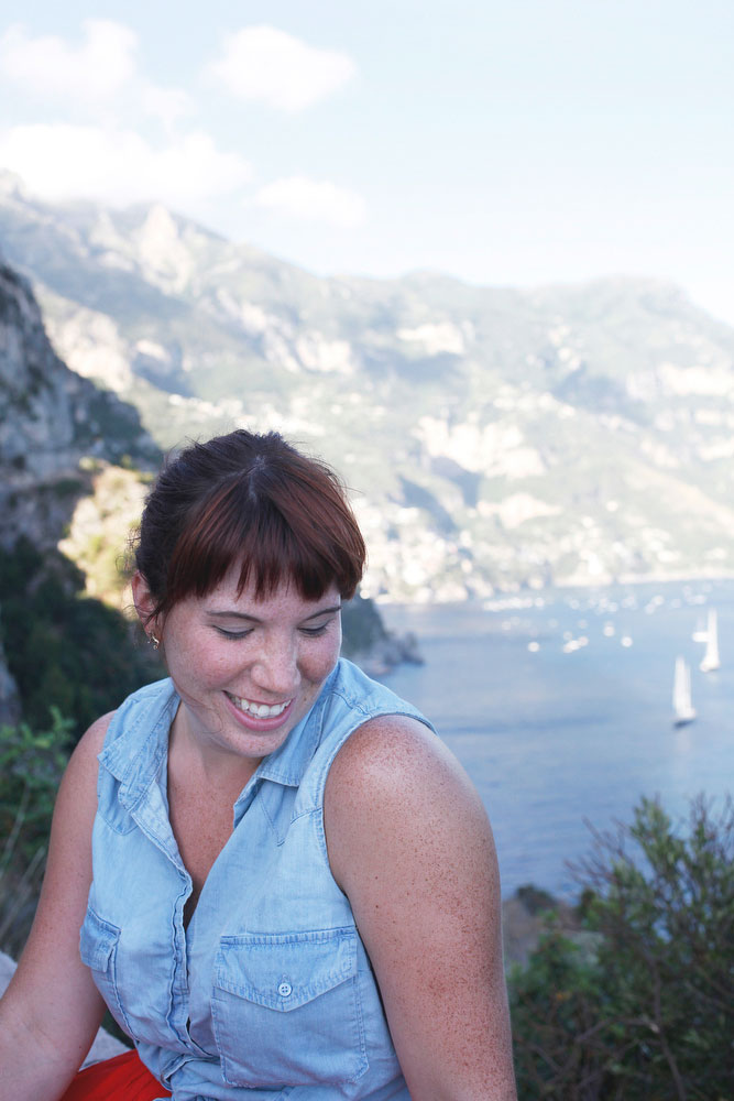 Amalfi Coast | Freckle & Fair
