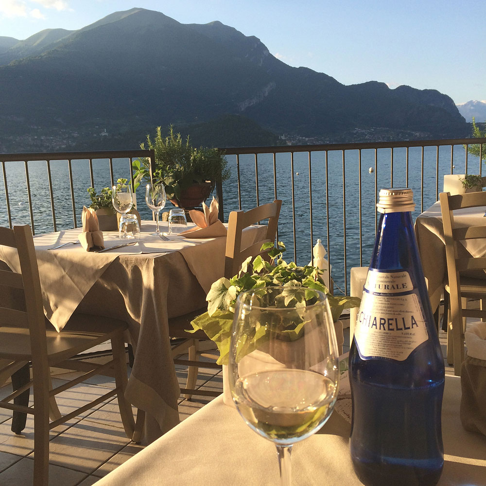 Lezzeno, Lake Como, Italy | Freckle & Fair