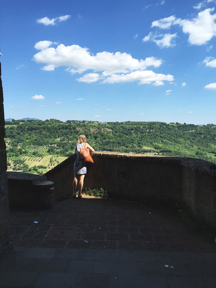 Day trip to Orvieto, Italy | Freckle & Fair