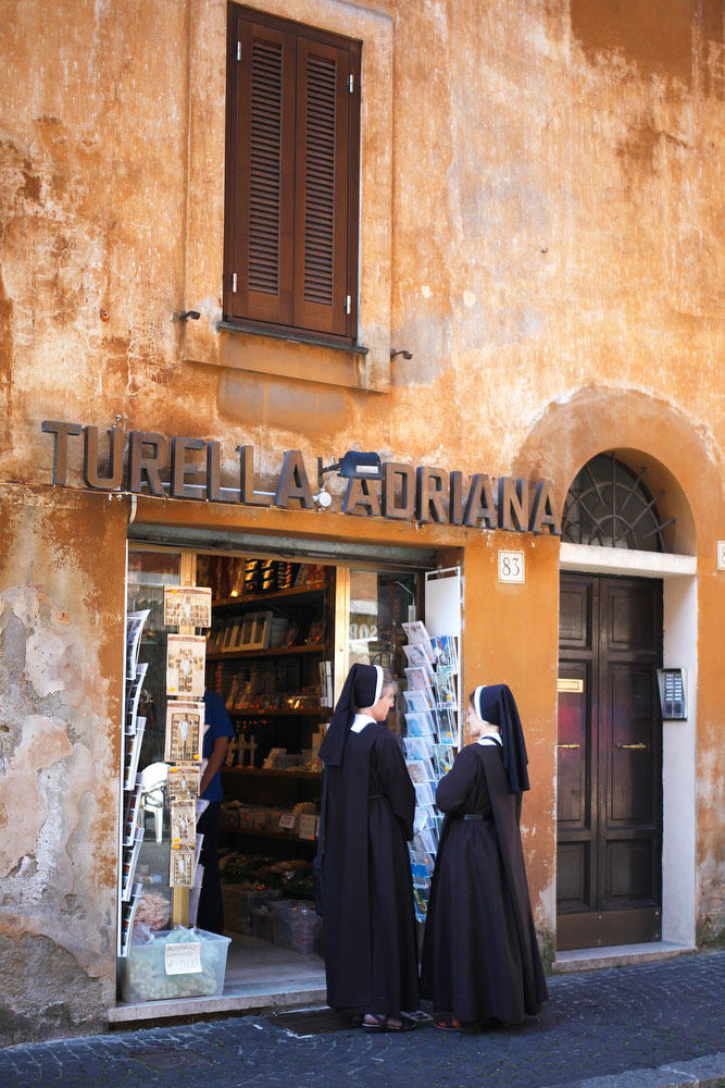 A hipster's guide to Rome | Freckle & Fair