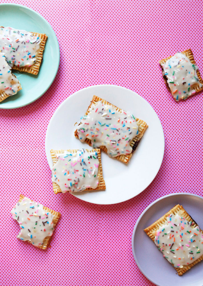 Dunkaroo Pop Tarts | Freckle & Fair