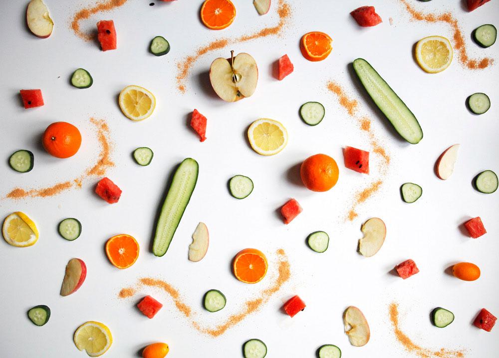 Snacking with Tajin seasoning | Freckle & Fair