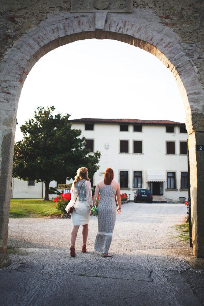 Il Castello Sovizzo in Montemezzo