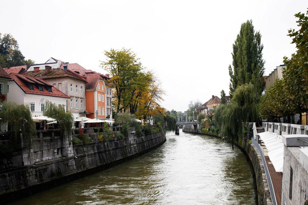 A day in Ljubljana, Slovenia | Freckle & Fair