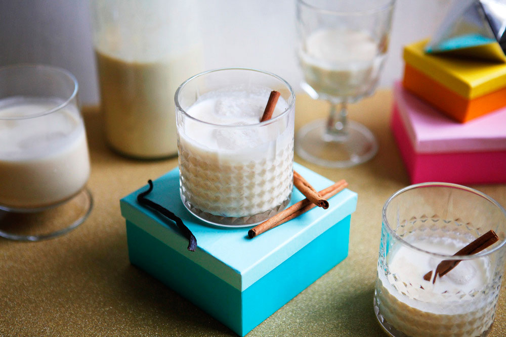 Coquito, or Puerto Rican eggnog for Christmas | freckleandfair.com
