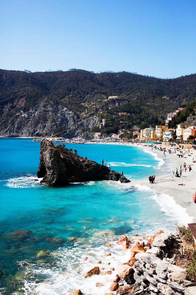 Monterosso al Mare in Cinque Terre, Italy | freckleandfair.com