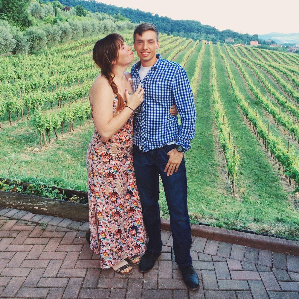 Le Pignole winery