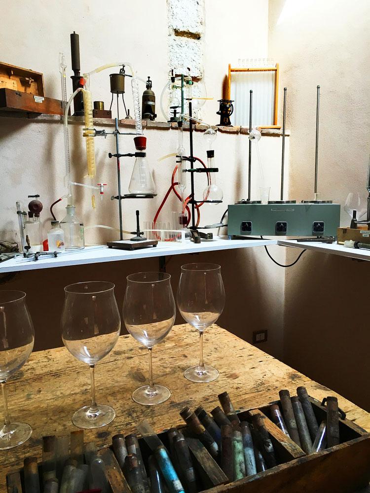 Villa Canestrari winery