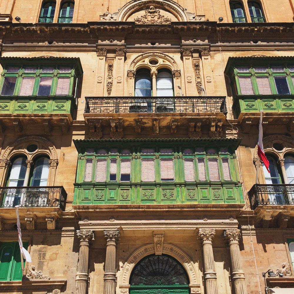 Valletta in Malta | freckleandfair.com