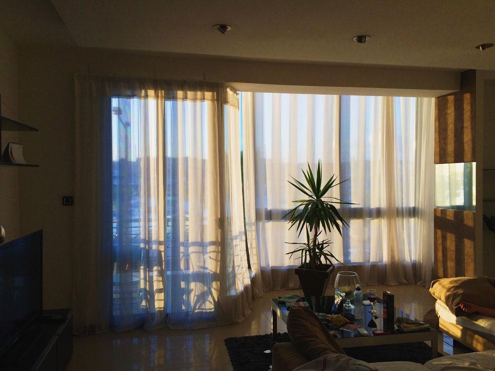 Airbnb apartment in Gzira in Malta | freckleandfair.com