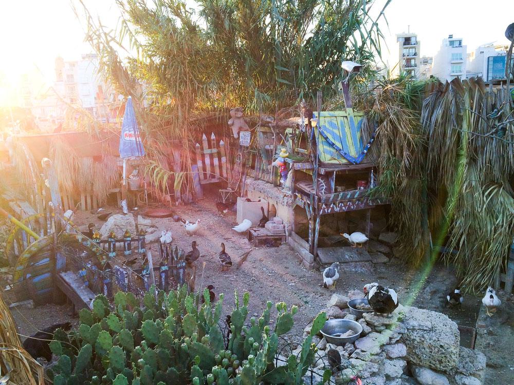 Duck's Village in Gzira in Malta | freckleandfair.com