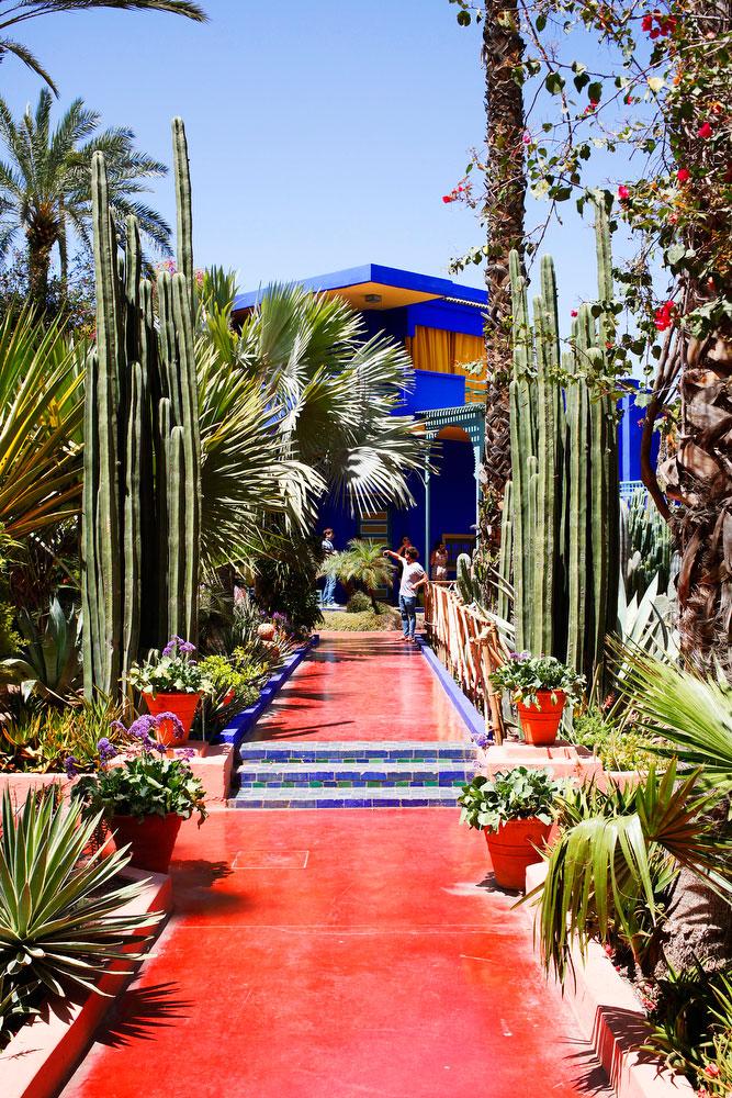 Majorelle Gardens