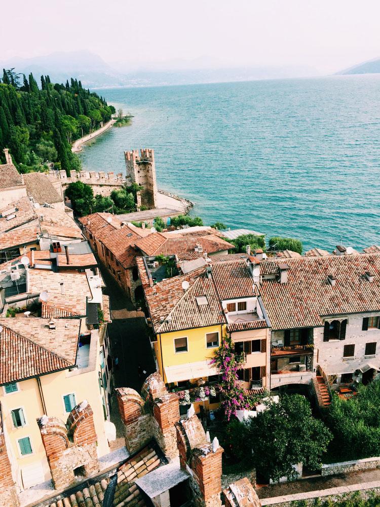 Sirmione on Lake Garda
