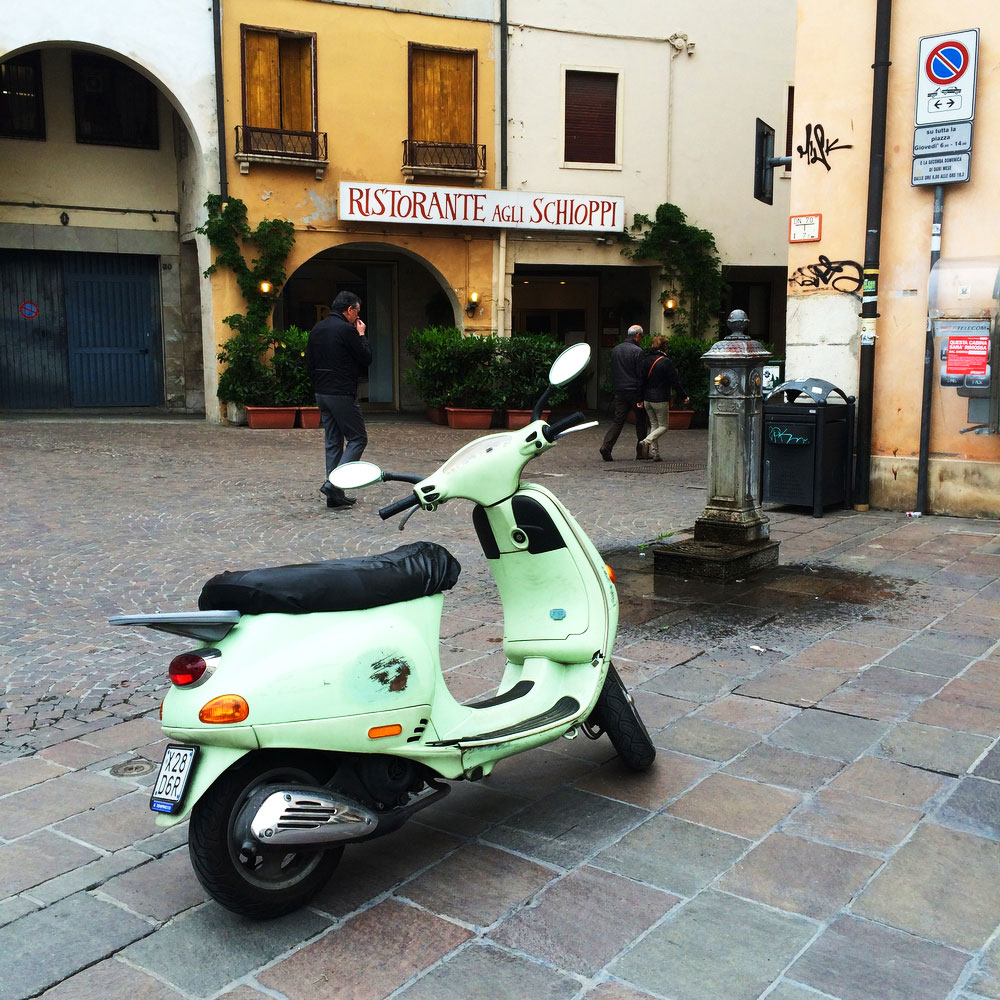 Downtown Vicenza