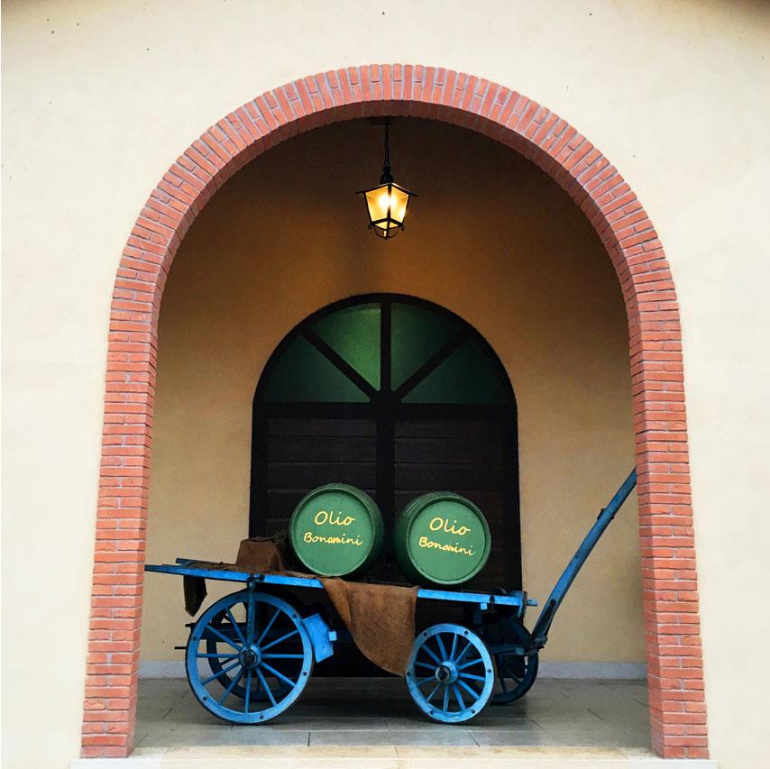 Bonamini Olive Mill in Soave