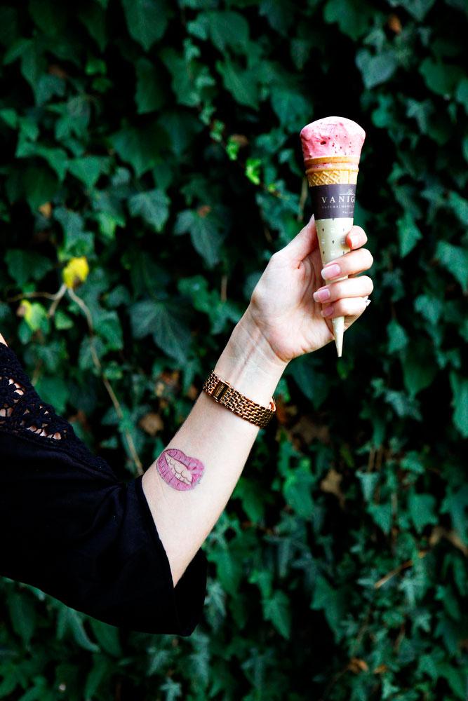 Girl power! Free printable temporary tattoos | freckleandfair.com
