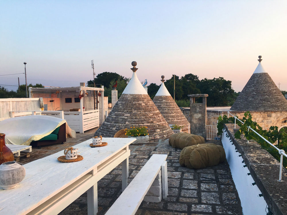 Our trulli amazing Airbnb, Dimore Don Carmelo, in Locorotondo