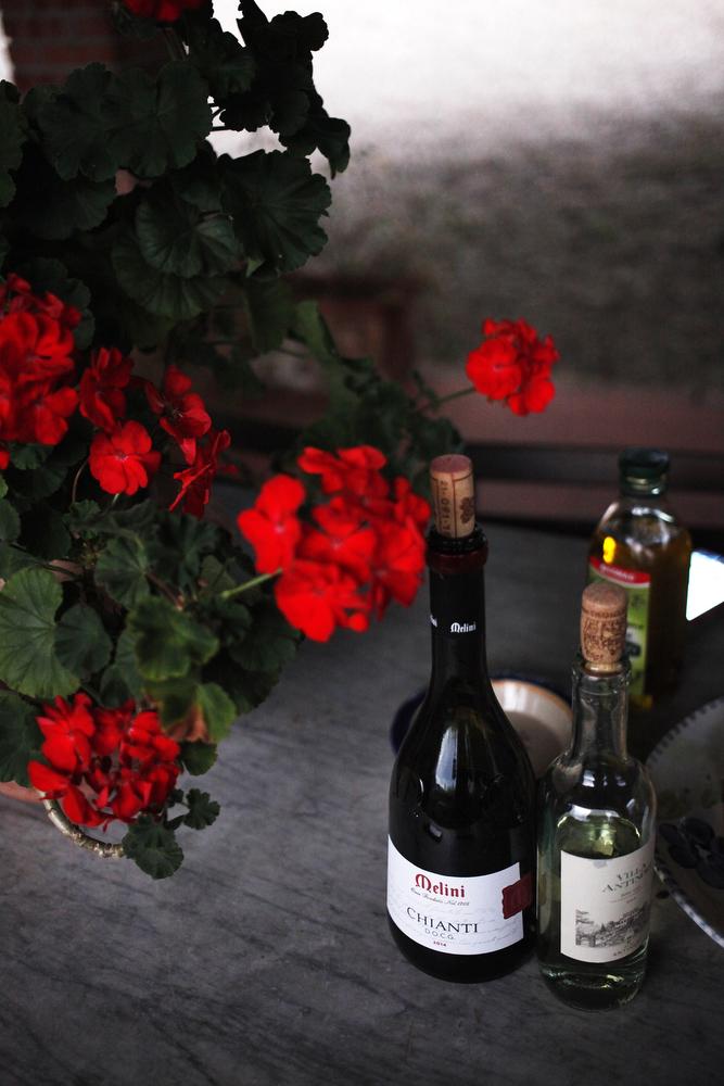 Wine stomp at Salvan Winery