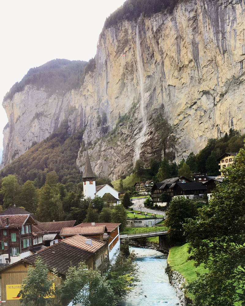 Lauterbrunnen — A guide to the Bernese Alps of Switzerland | freckleandfair.com